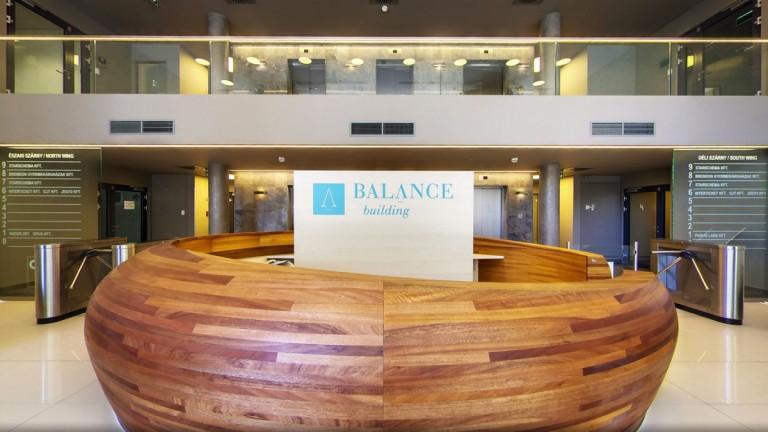 Balance Building