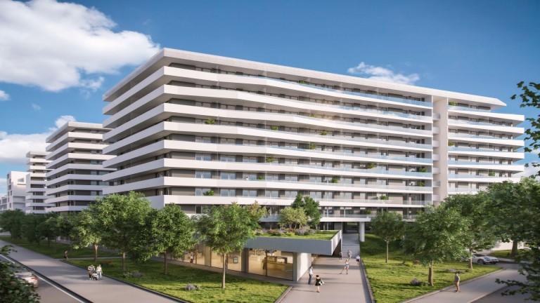 Allure Residence Budapest III.-IV. ütem